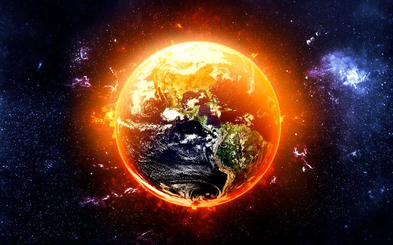 Definición del calentamiento global